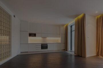 Кнопка приемка квартиры в новостройке с отделкой