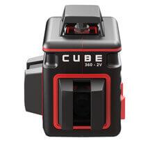 Лазерный уровень CUBE 2 - 360 PRO